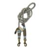 Smartphone Necklace Fancy Pastel Blue