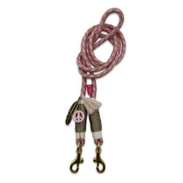Smartphone Necklace Fancy Pastel Rosé 1