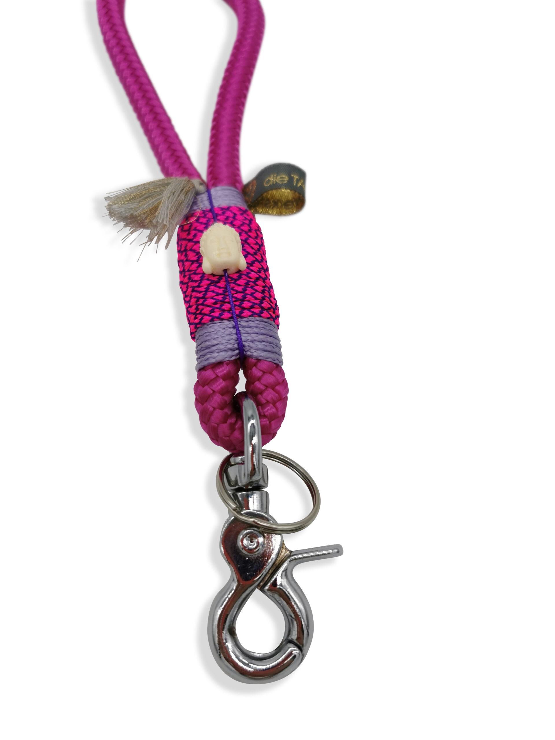 Mini Schlüsselband: Pretty in Pink