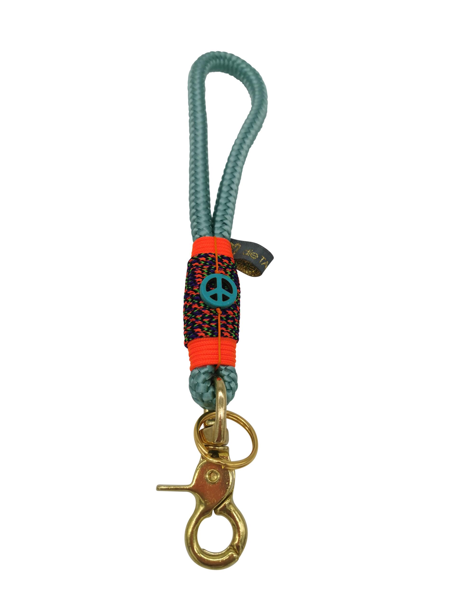 Mini Schlüsselband: Hippie Red Sea
