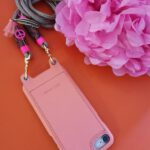 Smartphone Necklace Fancy Pink 1