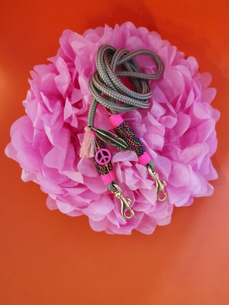 Smartphone Necklace Fancy Pink