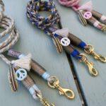 Smartphone Necklace Fancy Pastel Blue 1